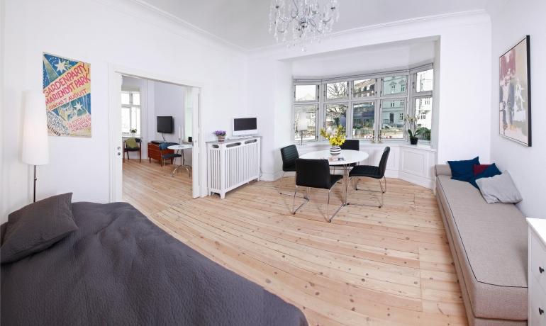 Thorvaldsensgade 17, ground floor right, 4 rooms