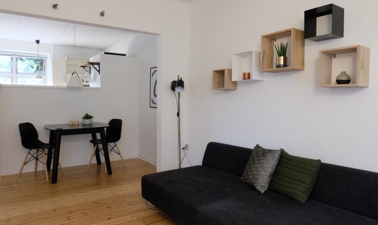 Høegh Guldbergsgade 89, 1 room